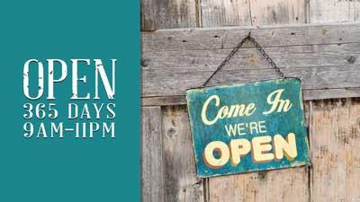 Penticton liquor store open